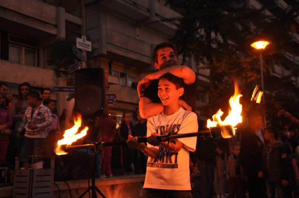 (Ne) játssz a tűzzel!